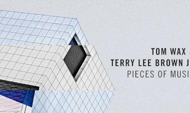 Pieces Of Music LP by Terry Lee Brown Jr. and Tom Wax