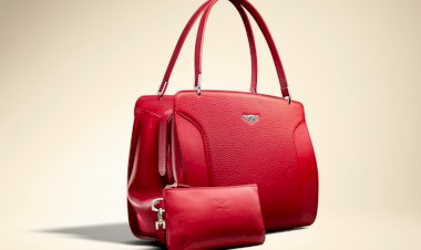 Bentley launches Luxury Handbag Collection