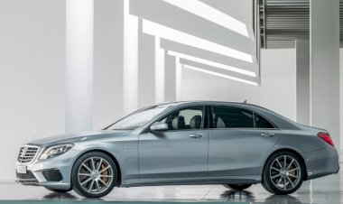 The all new S63 AMG 4MATIC