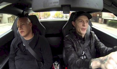 Coffee Run with Deadmau5 - Episode 8