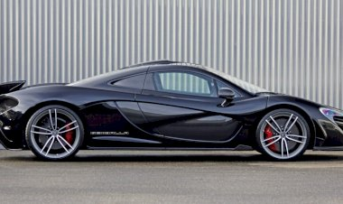 Gemballa replacement wheels for the McLaren P1