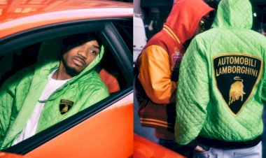 Automobili Lamborghini team up with Supreme