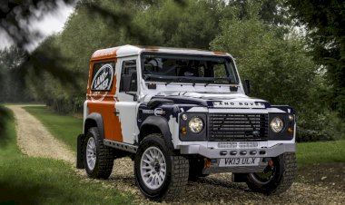 Land Rover acquires Bowler