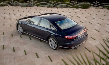 The New Audi S8