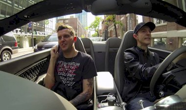 Coffee Run with Deadmau5 - Episode 17