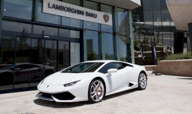 Azerbaijan Welcomes New Lamborghini Dealership