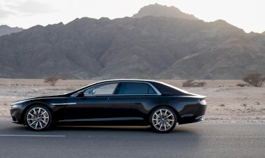 The New Aston Martin Lagonda
