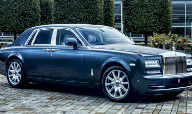 The Rolls-Royce Phantom Metropolitan Collection