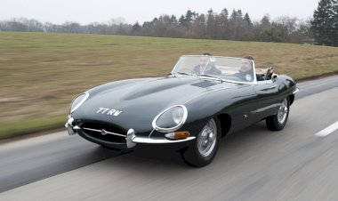 Jaguar Launches Jaguar Heritage Driving Experience