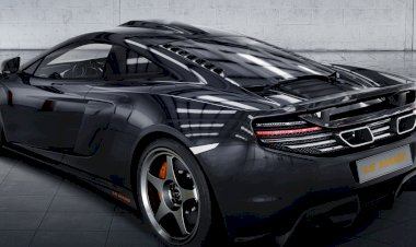 MSO announces details of the McLaren 650s Le Mans