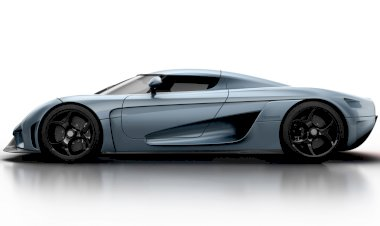 The Koenigsegg Regera