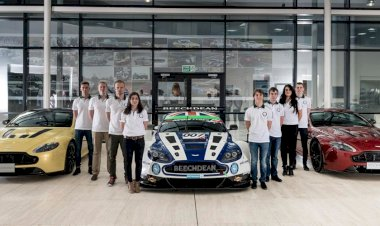 Aston Martin Racing Evolution Academy line up announced