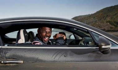 Bentley helps Idris Elba follow in famous footsteps of Sir Malcolm Campbell