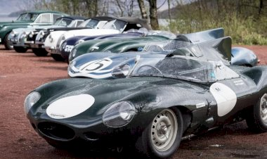 Jaguar Celebrates 80th Anniversary with Mille Miglia