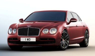 New Bentley Flying Spur Beluga specification