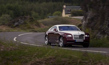 Rolls-Royce Motor Cars returns to Scotland