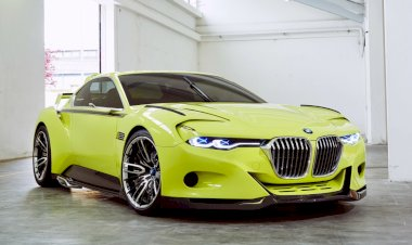 The BMW 3.0 CSL Hommage