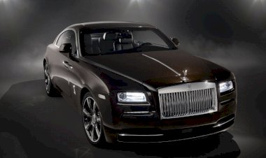 Rolls-Royce Wraith - Inspired by Music