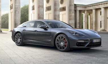 Porsche Panamera - The sports car among luxury saloons