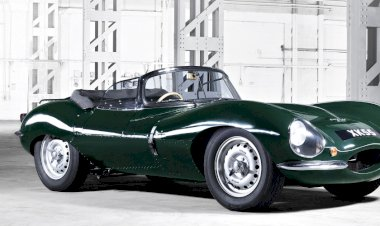 Jaguar Classic announces XKSS launch