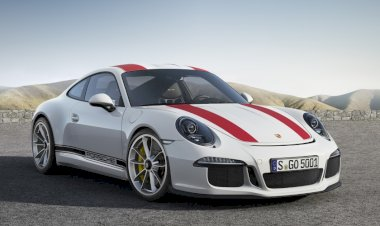 Porsche 911 R - A Principle of Purity