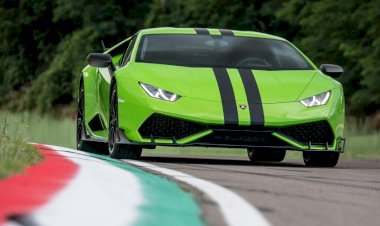 Three new After Sales packages for the Huracán