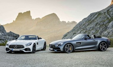 Mercedes-AMG GT Roadsters