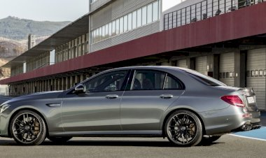Mercedes-AMG redefines the E-Class