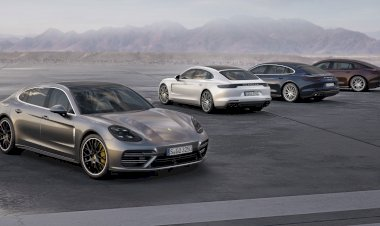 The Porsche Panamera range is growing