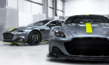 Aston Martin launches AMR