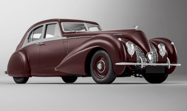 1939 Bentley Corniche Re-Created