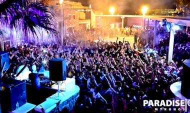 Paradise Club Mykonos Announces 2011 Line-Up