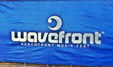 Third wave of artists announced for Wavefront Music Festival
