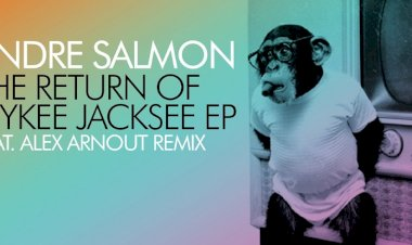 The Return Of Mykee Jacksee EP by Andre Salmon