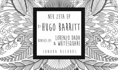 Neu Zeta EP by Hugo Barritt
