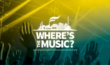 Countdown Begins for Where's the Music Festival