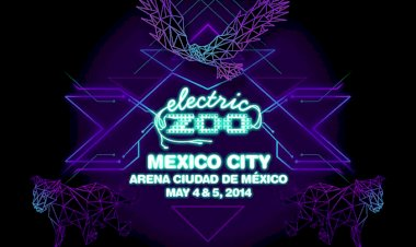 Electric Zoo goes Mexico City 2014