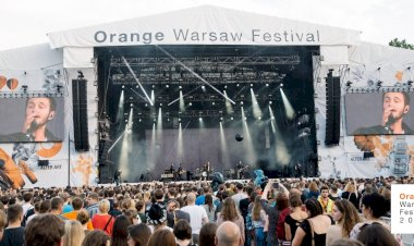 [Cancelled] Orange Warsaw Festival 2020