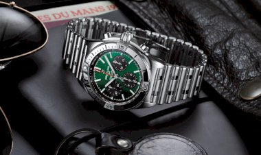 The Breitling Chronomat BO1 42 Bentley