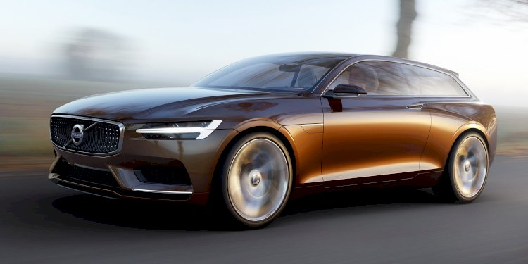 Volvo Concept Estate. Photo by Volvo Car Group