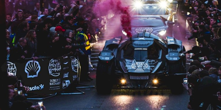 Gumball 3000 2021. Photo by Gumball 3000