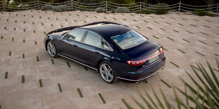 The New Audi S8. Photo by Audi AG