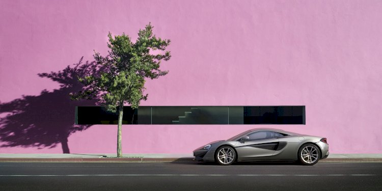 McLaren 570S Coupe. Photo by McLaren Automotive Limited
