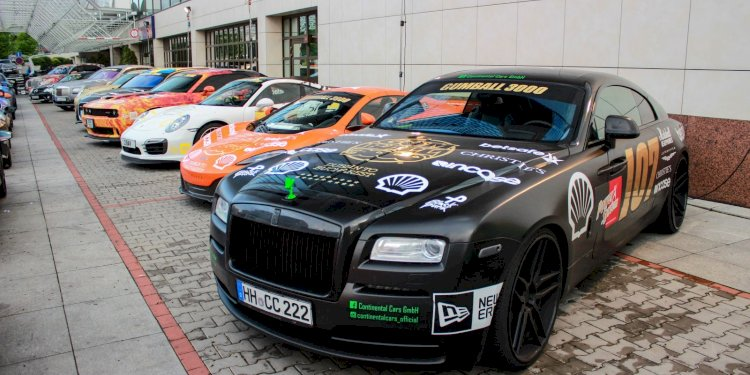 Gumball 3000 2016 Rally - The Route. Photo by Gumball 3000