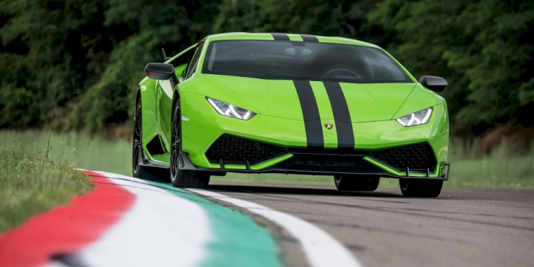 Three new After Sales packages for the Huracán. Photo by Automobili Lamborghini