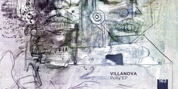 Polly EP by Villanova. Photo by My Favorite Robot Records