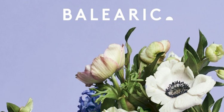 Balearic 3 compiled by Jim Breese. Photo by David Ryle