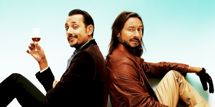 Interview with Bob Sinclar & Dimitri from Paris. Photo by Defected Records