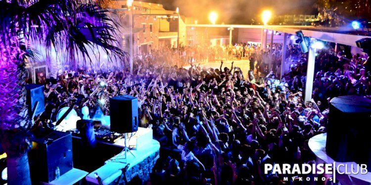 Paradise Club Mykonos grows