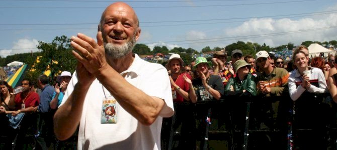 Lifetime Achievement Award goes to Michael Eavis